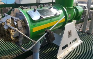 Haybrid Separator - Manure Management in Dairy Farms - Nolan UK