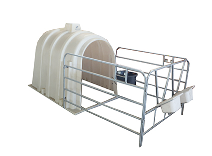 Calf Box - Special Equipment for Calves- Nolan UK