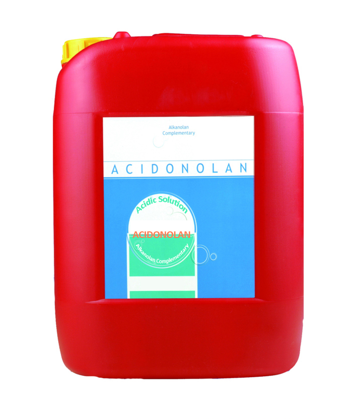 Acidonolan - Detergents & Disinfectants - Nolan UK